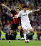 milan vs real madrid