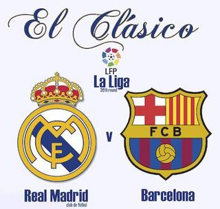 Image Result For Real Madrid Vs Barcelona En
