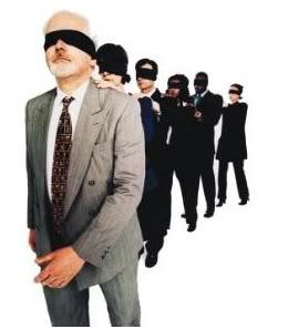 lideres ciegos