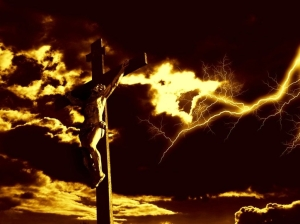 muerte de jesus