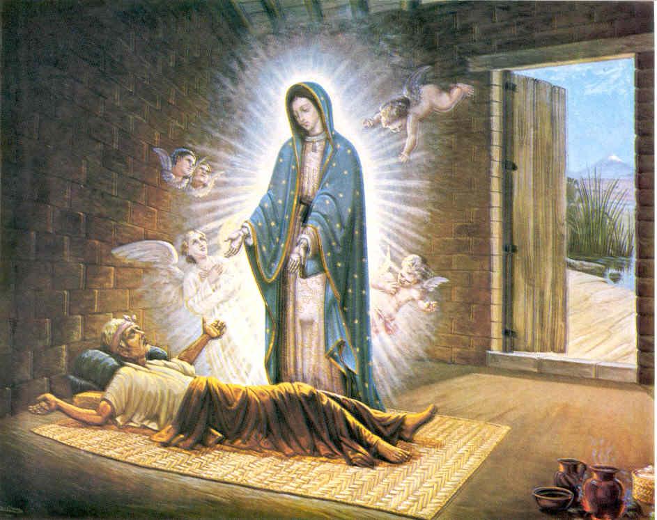 Origen e Historia de la Virgen de Guadalupe…3a parte